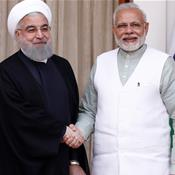 Iran and India sign deal to deepen relations