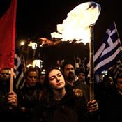 Tapped phone calls further reveal Golden Dawn's police ties