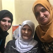 One family, three women, 70 years in exile