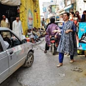 The determined transgender candidate of Khyber Pakhtunkhwa