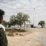 Driven to suicide in Tunisia's UNHCR refugee shelter