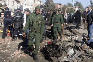 11 December 2007 Algeria blasts