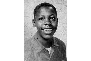Danny Glover grew up in a governmentDanny Glover Young