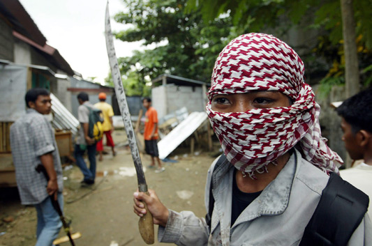 Maluku sectarian conflict