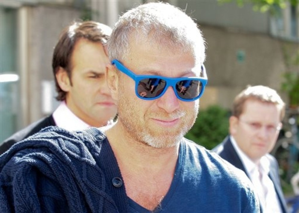 Russian Roman Abramovich arrived at Chelsea with his billions in 2003. After proving himself a successful business man, he was looking for glory on the football pitch. Ever since his takeover, he has put his money where his mouth is, slewing a number of managers in his wake