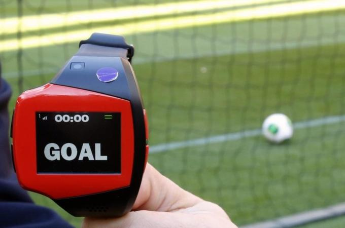 Goal Line Technology watch
