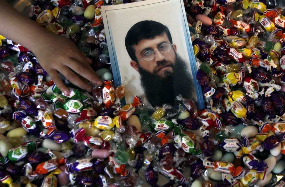 Islamic Jihad member Khader Adnan, previously jailed in Israel, was released after he went on a 66-day hunger strike to protest his imprisonment without charge. Read his interview with Al Jazeera <a style=&quot;color:#FB9d04&quot; href=&quot;https://www.aljazeera.com/indepth/features/2012/04/20124205447499671.html&quot;><strong>here</strong></a>.