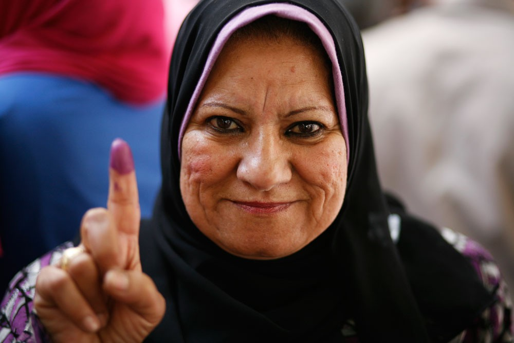 Al Jazeera on Egypt's Elections