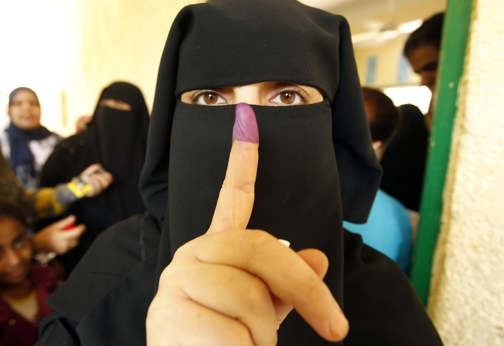 On June 16-17, Egyptians voted in a divisive run-off presidential 