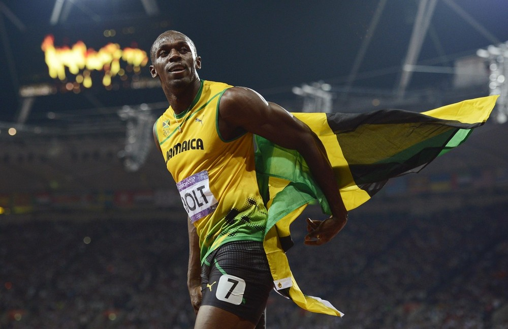 """It(***)s what I came here to do, I(***)m now a legend."" Jamaica's ever modest sprinter Usain Bolt reflects on his double Olympic titles."