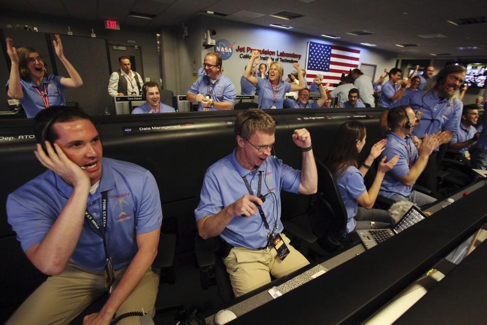 mars landing mission control live - photo #15