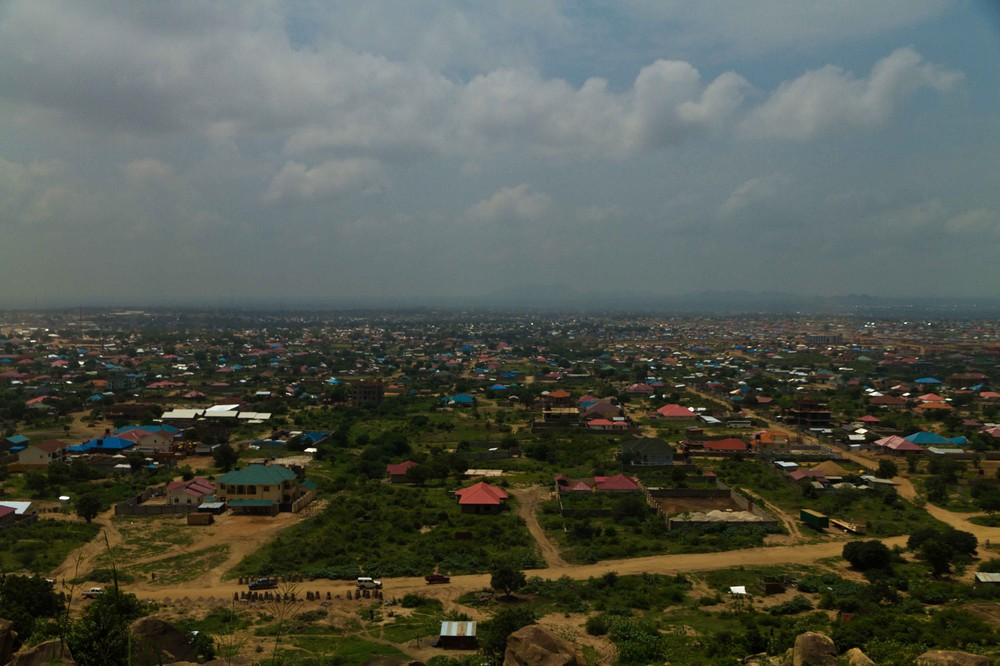 Juba is the capital of South Sudan, the newest and among the poorest countries in the world. The city, with a population between 300,000 and 400,000 people, is located along the White Nile River.