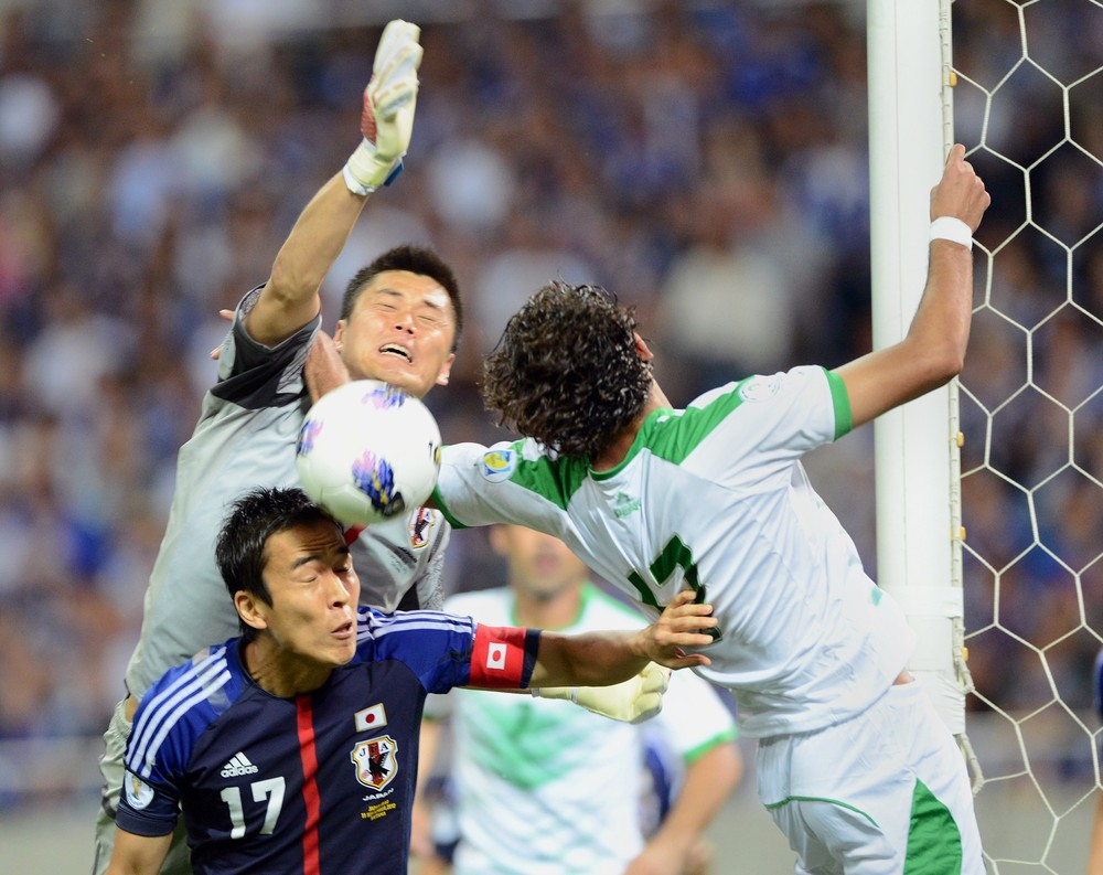 Japan are edging closer to World Cup qualifying after