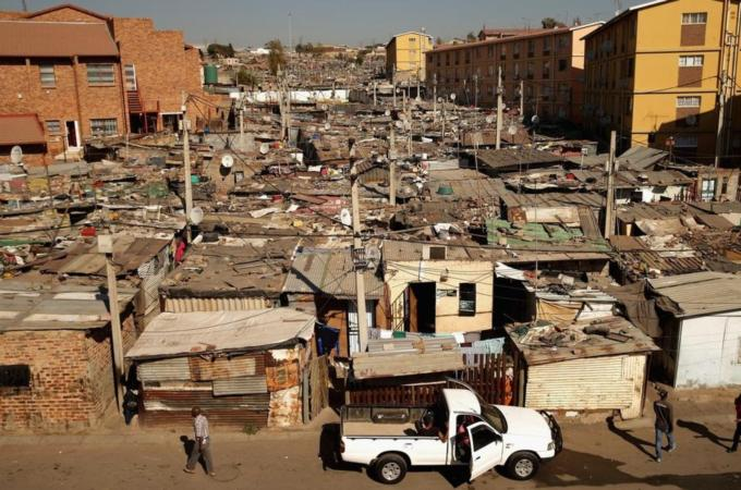 Types Of Cities - Poor cities in africa