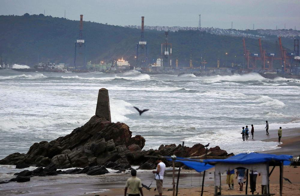 In Pictures: Cyclone Phailin | | Al Jazeera