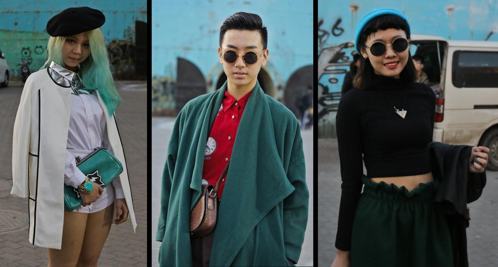 Fashion as self-expression