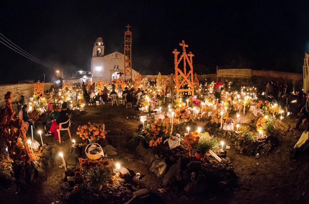 In Pictures: Mexico's Day of the Dead - Al Jazeera English