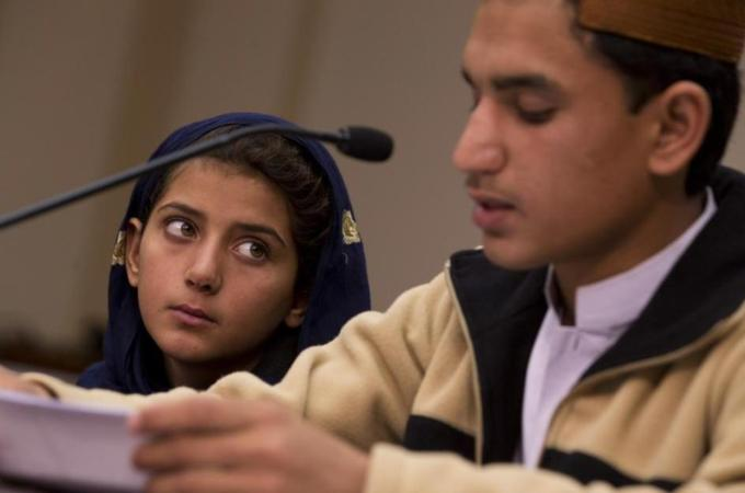 Malala and Nabila: worlds apart - Opinion - Al Jazeera English