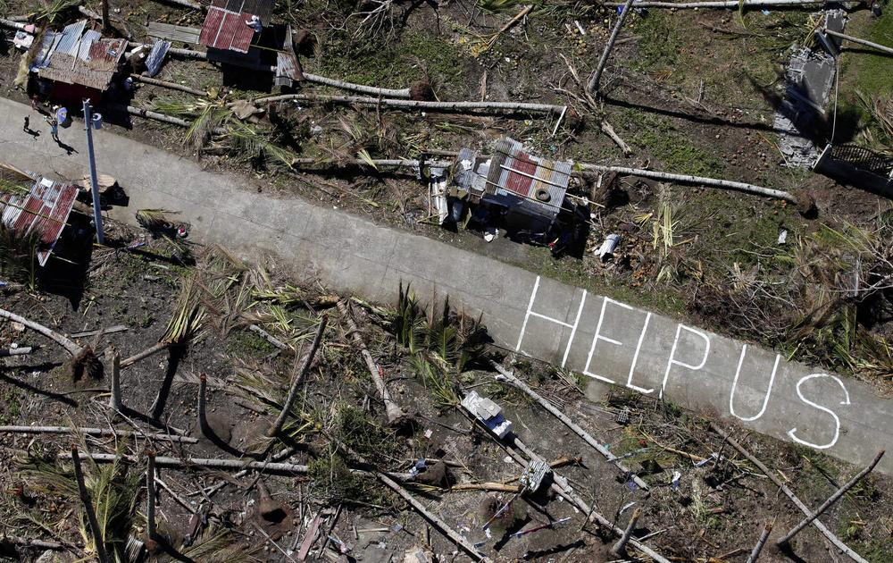 <p>(***)The need is massive, the need is immediate, and you can(***)t reach everyone.(***) Mar Roxas, Philippine interior secretary, said on Friday</p>