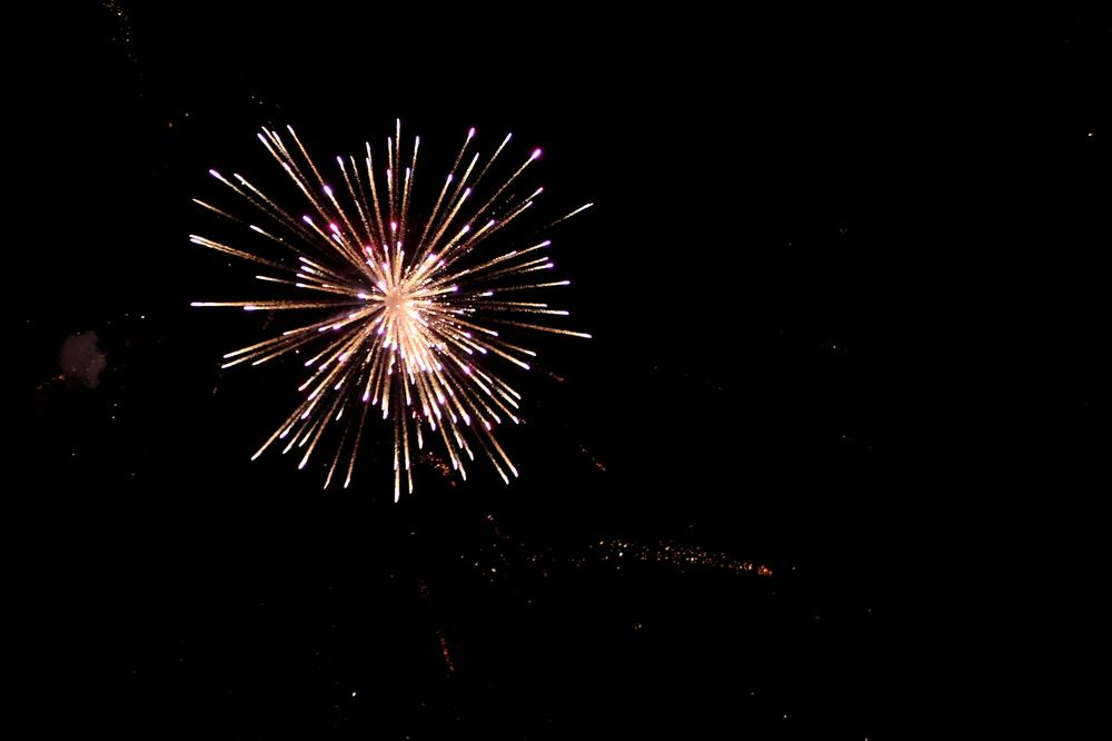Diwali, also know as the festival of lights, is marked with lavish firework displays.
