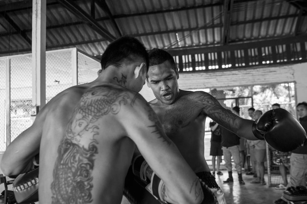 Thailand Prison Fights