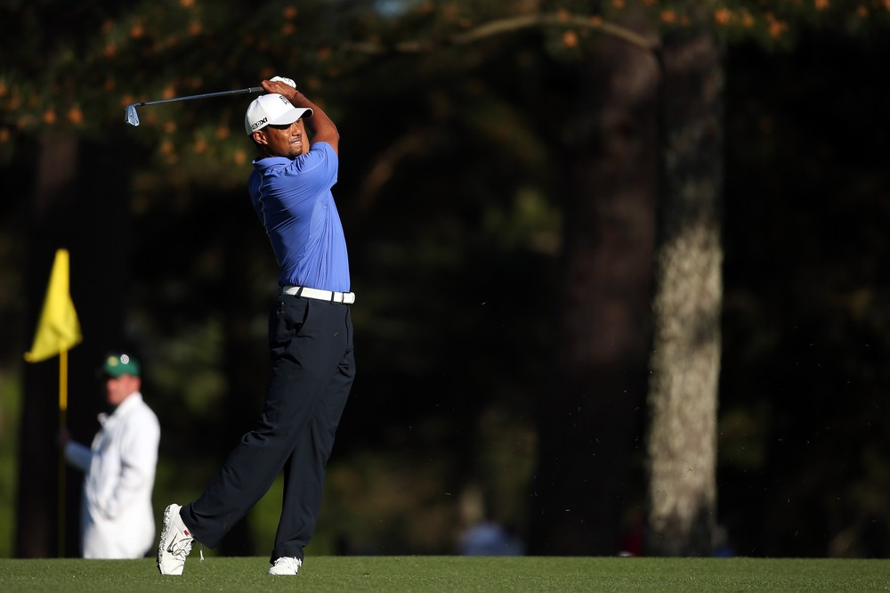 Woods has won the Masters four times, in 1997, (***)01, (***)02 and (***)05. The world number one finished in joint 40th place at Augusta last year and will be looking to do much better as he chases Jack Nicklaus record of 18 major titles.