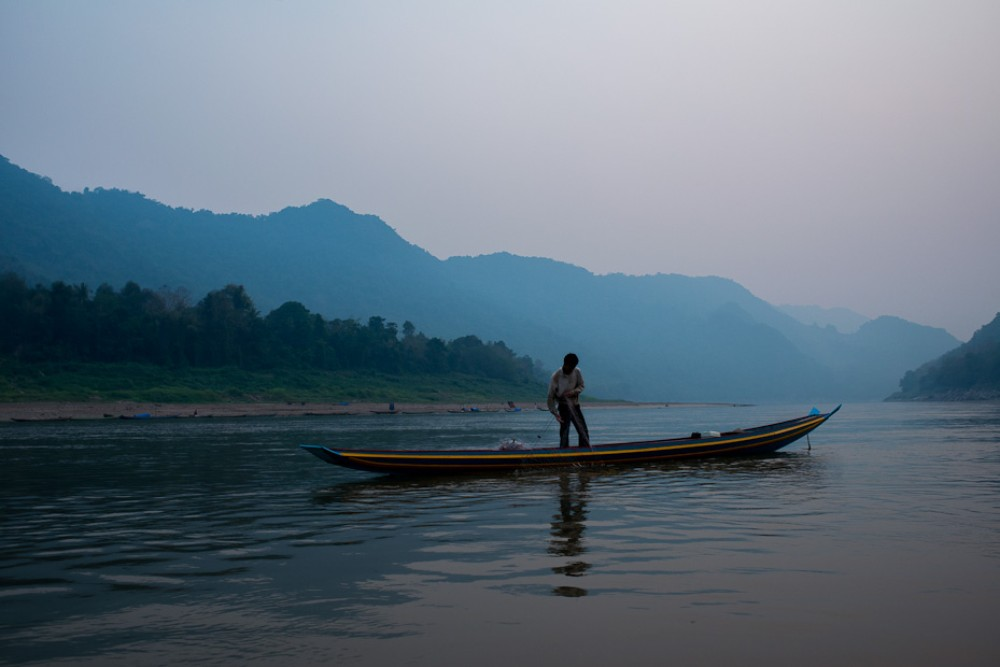 Fear Of Driving >> In pictures: Damming Laos' Mekong River | | Al Jazeera