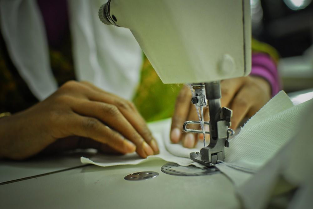 In Pictures Bangladeshi Garment Workers Al Jazeera