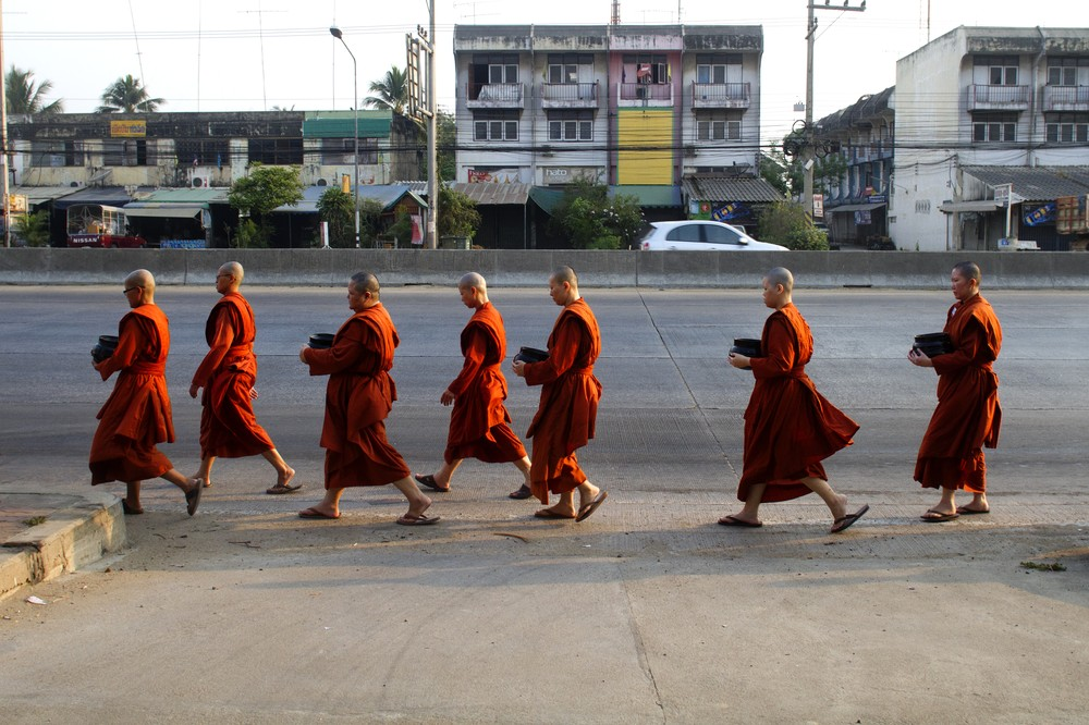 <p>Chatsumarn Kabilsingh, 68, is trying to revive the ancient tradition of ordaining women monks. She was ordained a full bhikkhuni in Sri Lanka, becoming the Venerable Dhammananda, and returned to Thailand to help other women follow the same path.</p>