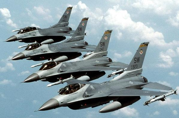 US Delays F-16 Fighter Jet Delivery To Egypt