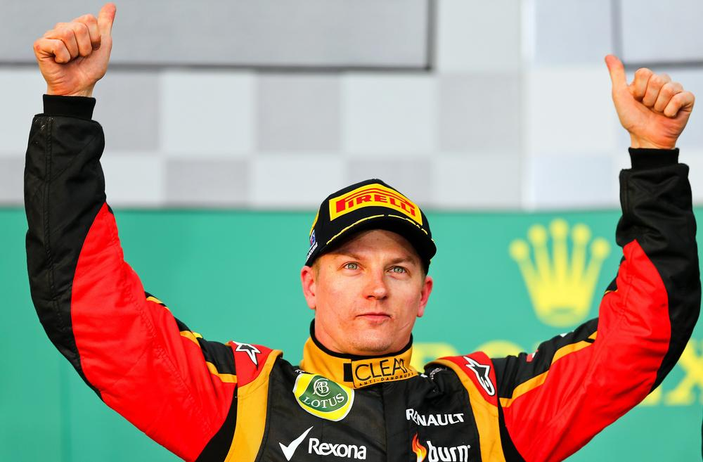 <p>The 2013 Formula One season started rather well for \(***)Iceman\(***) Kimi Raikkonen in Melbourne, Australia. Thanks to a two-stop strategy, the Lotus driver raced from seventh to - in his own words - one of his \(***)easiest wins\(***). That would have revved up a few of his rivals.</p>