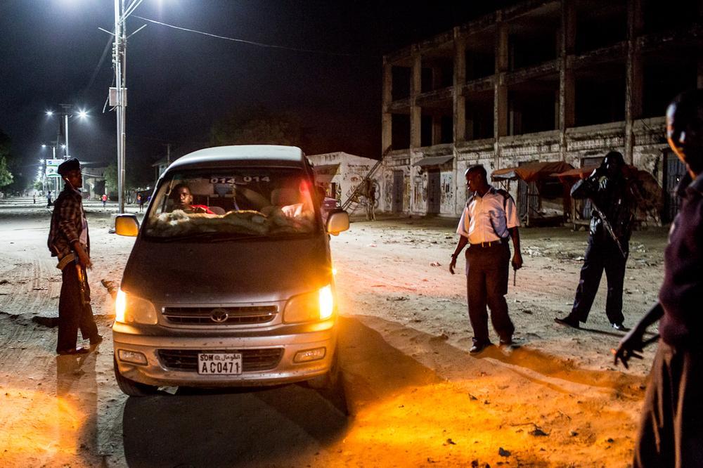 Mogadishu night patrol | | Al Jazeera
