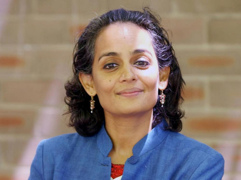 <p>Arundhati Roy became first Indian woman to win the Booker Prize for her novel &quot;God of Small Things&quot;, which sold about six million copies. She could have become a darling of the middle class, but instead chose to give her voice to India(***)s marginalised groups. She has courted controversy with her writings on dams, Maoists and the Kashmir issue.</p>