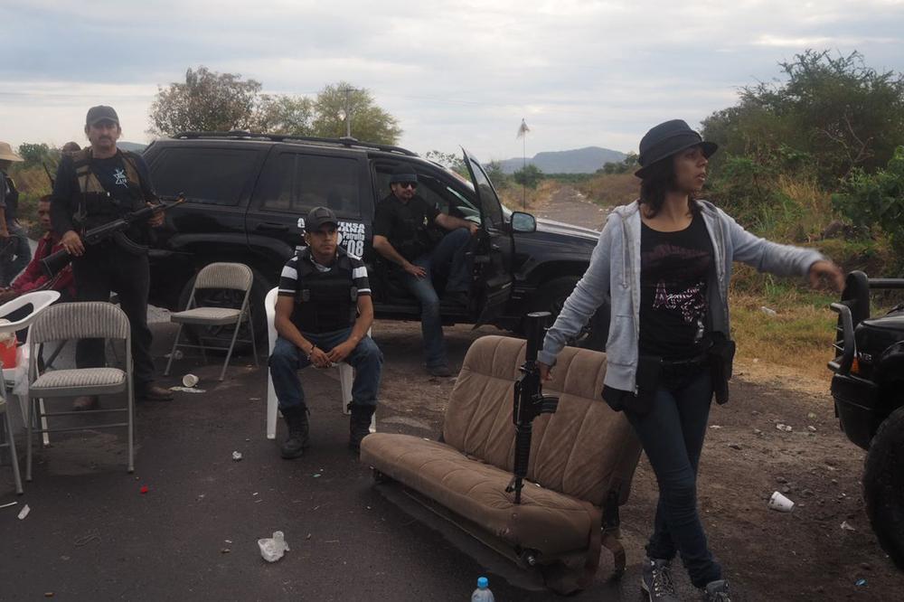 In Pictures: Mexico vigilantes battle cartels | | Al Jazeera