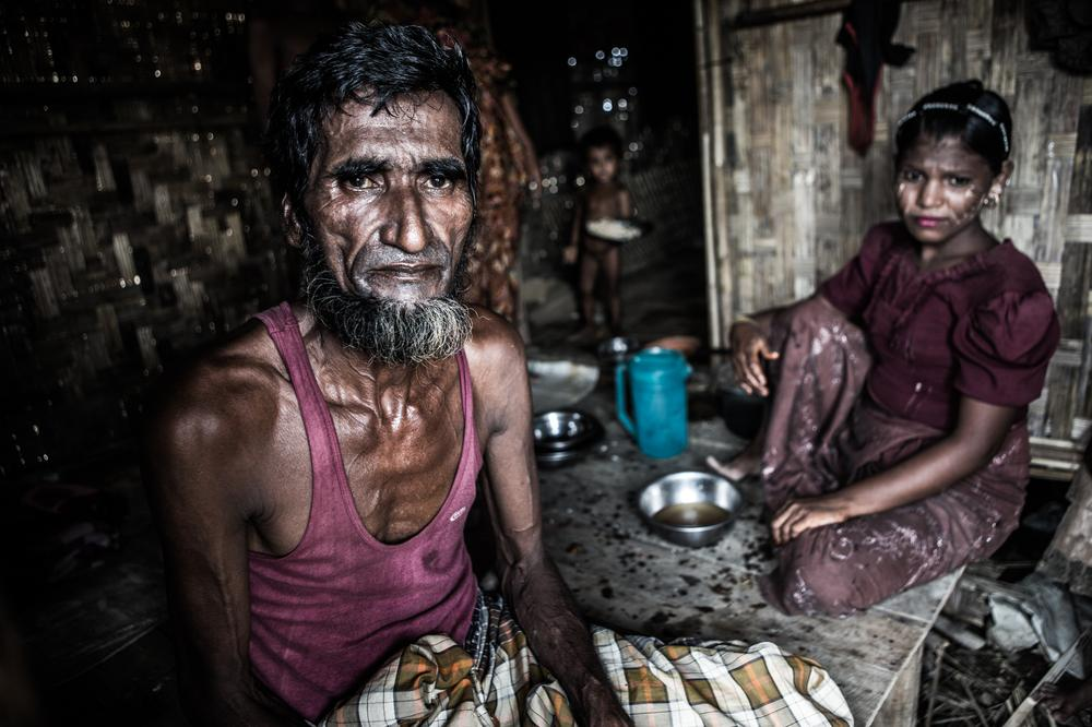 the plight of the rohingya muslims