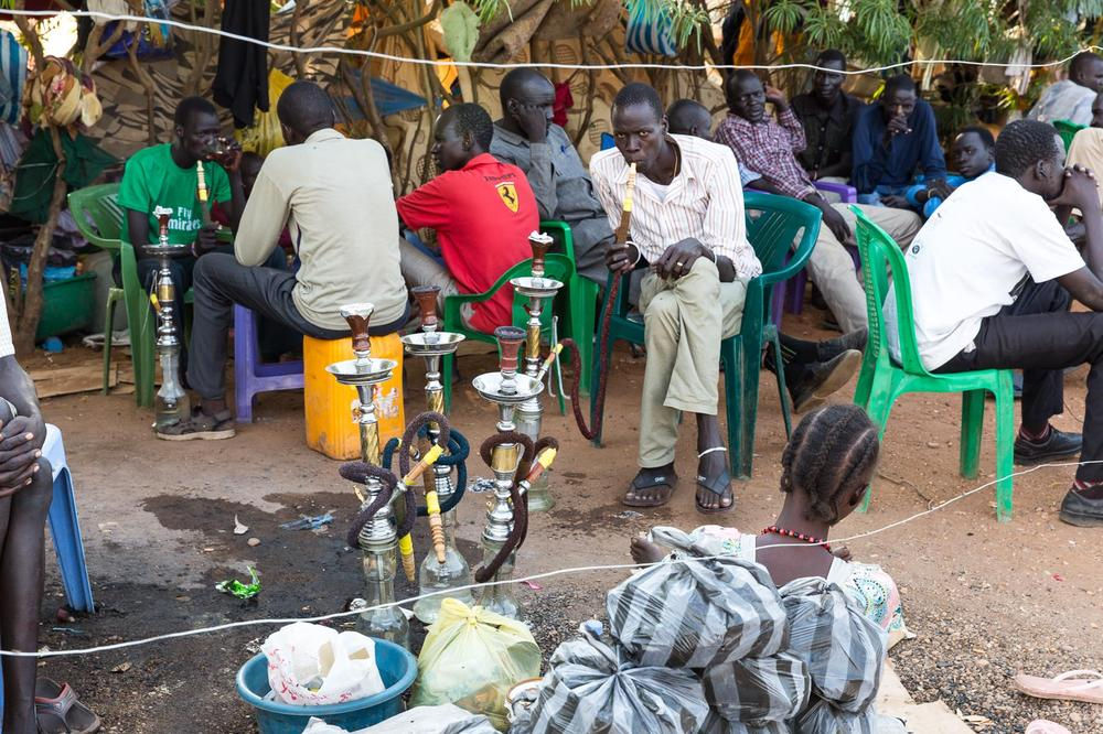 <p>The number of people sheltering in UN bases remained around 66,900, with the largest concentration of people in Juba and Malakal.</p>