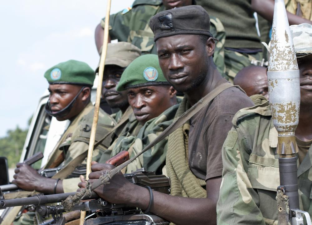 DRC(***)s military have been on the offensive against the rebels since January 2013.
