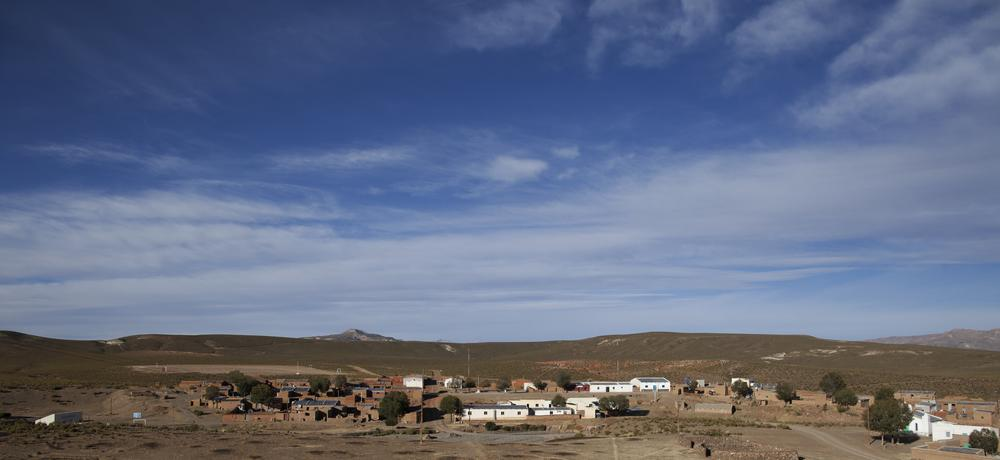 Nearly 150,000 homes in Argentina's rural communities do not have electricity.