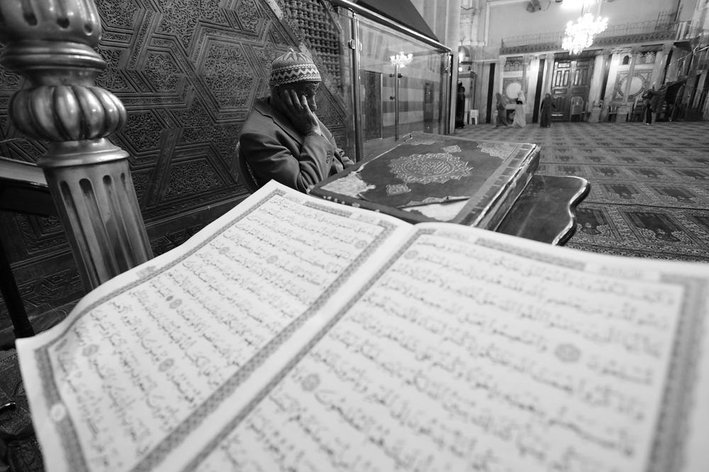 <p>The Ibrahimi mosque was closed for nine months after Goldstein(***)s attack for intensive repairs and cleaning. All the carpets, denched in blood, had to be replaced.</p>