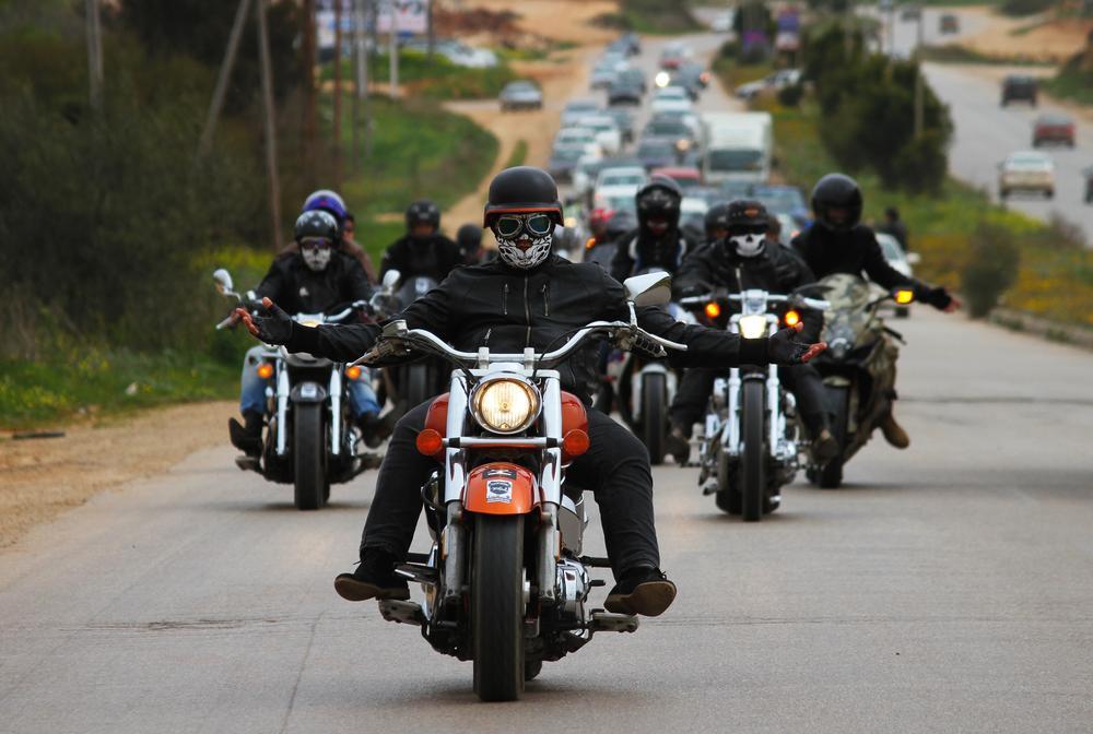 In Pictures Libya S Easy Riders Al Jazeera