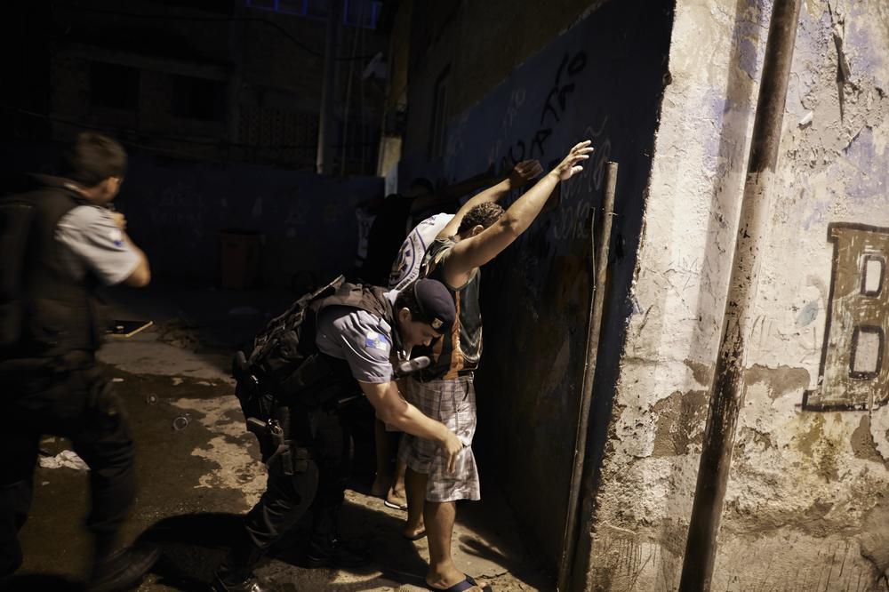 Río de Janeiro pide ayuda contra los narcos 2014419558938490_8