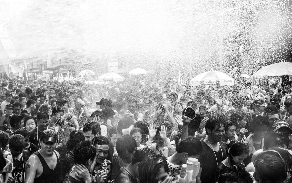 <p>Songkran traditionally takes place during the hottest part of the year, providing some respite from the sweltering temperatures.</p>