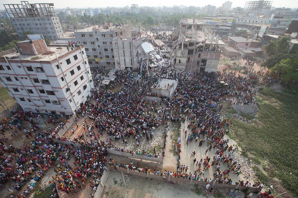 In Pictures: Recounting horror of Rana Plaza - Al Jazeera English