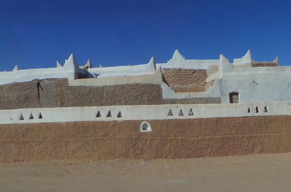 <p>A UNESCO-protected world heritage site, Ghadames(***) old city is now uninhabited. </p>