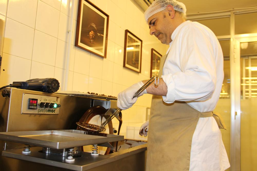 <p>Although he was badly in debt, Houssam Itani single-mindedly pursued the creation of his chocolate vision.</p>