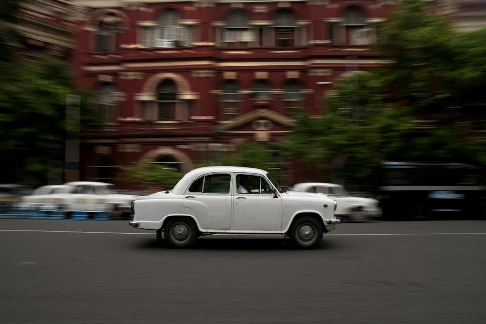 in pictures india 39 s iconic ambassador car al jazeera. Black Bedroom Furniture Sets. Home Design Ideas