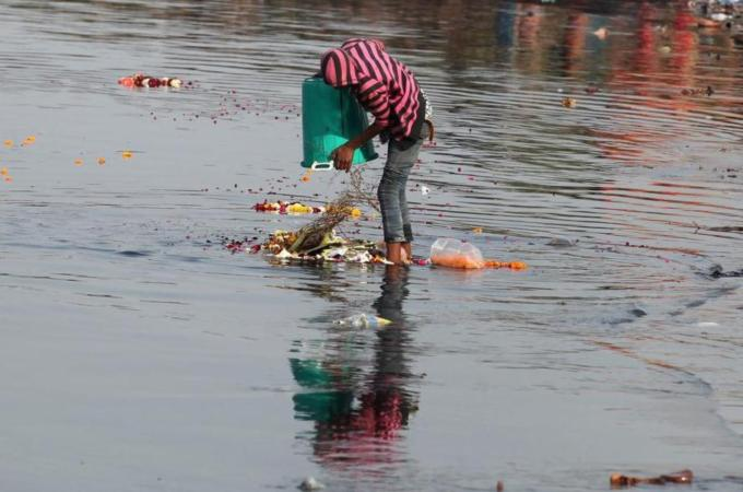 Economy trumps environment for India's rivers