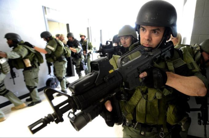 Policing the US police   Afghanistan   Al Jazeera