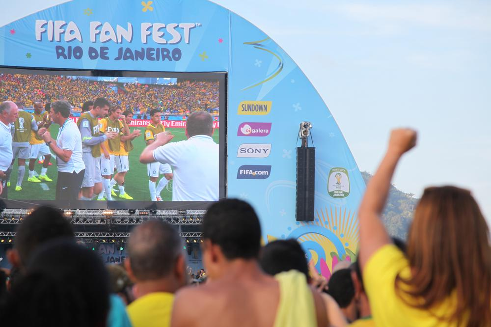 激战中的巴西世界杯(十五) - wuwei1101 - 西花社