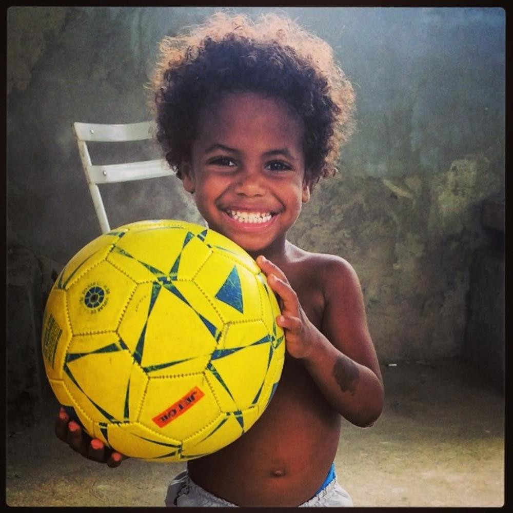 Who And Where Are Brazil Playing This Month And Who Is In: In Pictures: Faces Of The World Cup